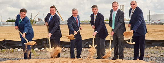 Air Products Breaks Ground at Huntsman Site in Louisiana for Industrial Gases Production Plant to Supply Carbon Monoxide and Hydrogen to Huntsman, New Facility Will Be Connected To World�s Largest Hydrogen Pipeline and Network System,by chemwinfo
