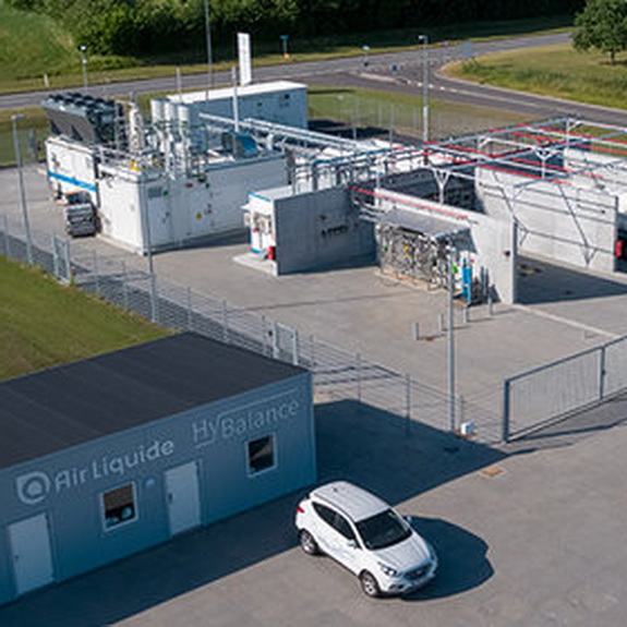 Air Liquide inaugurates a pilot site for the production of carbon-free hydrogen in Denmark,by chemwinfo