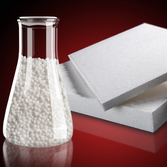 BASF has developed the world first particle foam based on polyethersulfone, PESU, by chemwinfo
