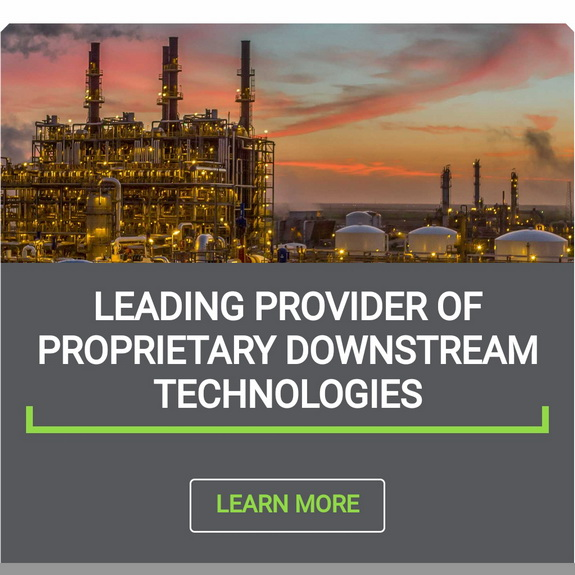 McDermott awarded PDH (propane dehydrogenation) Technology Contract in Europe by INEOS to produce 750,000 metric tons of propylene per year, by chemwinfo