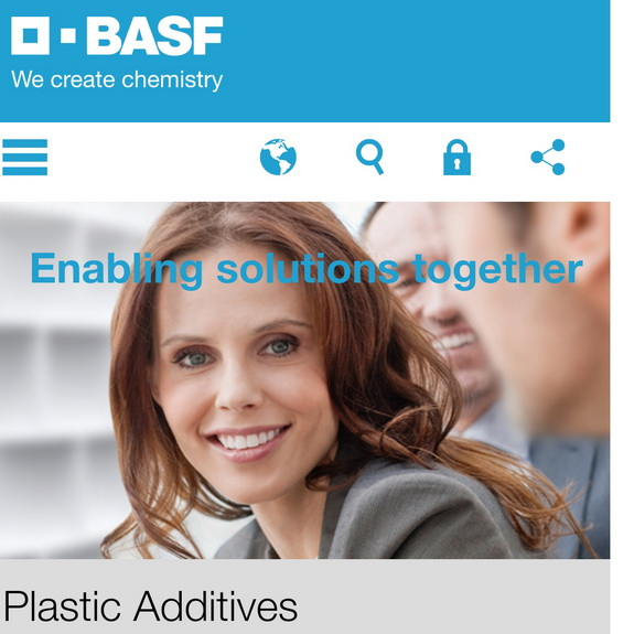 BASF opens first phase of the new antioxidants manufacturing plant in Shanghai, by chemwinfo