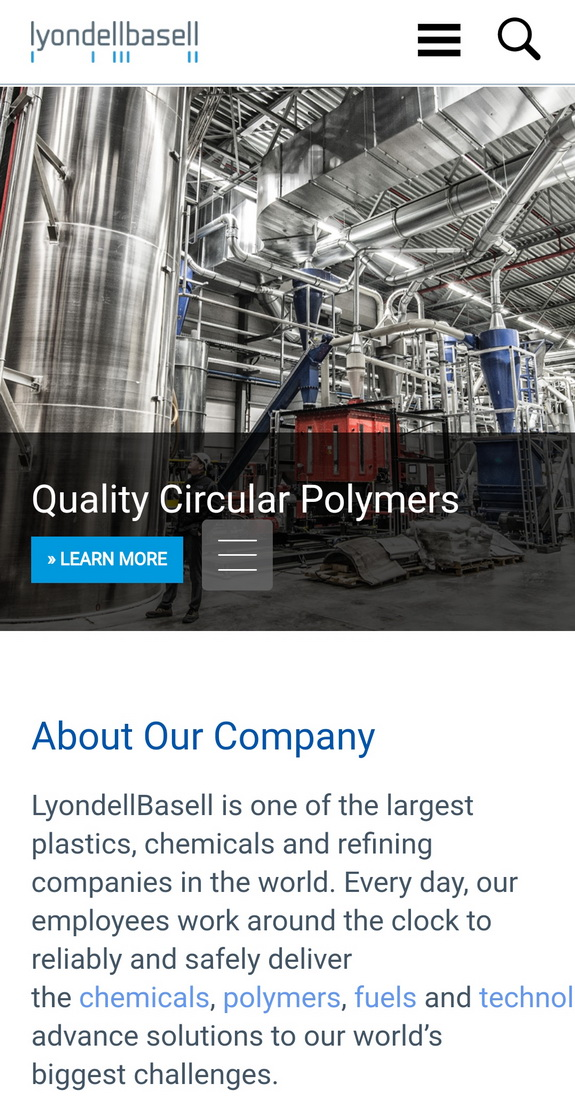 ข่าวบริษัทเคมี ปิโตรเคมี ทั่วโลก News Released from chemical
